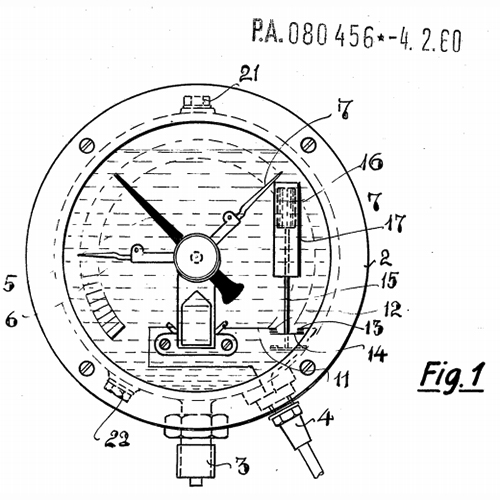 First patents