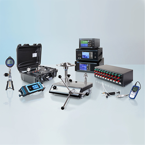 Expansion of a leadership position in the calibration technology sector